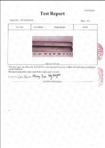 A453 660B 3 sertifikatas