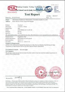 S31254 sertifikatas
