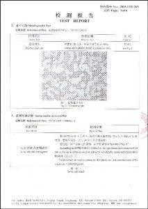 S32760 sertifikatas