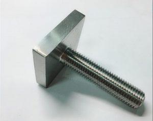 """""""Nickel Cooper monel400"""" kvadratinių varžtų tvirtinimo elementas n04400"""