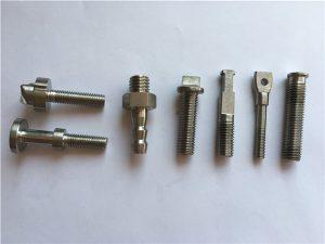 Nr. 40-titano aukso CNC mašinos dviračio varžtas