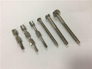 Nr.41-CNC titano mašinos dalies varžtas ir veržlė