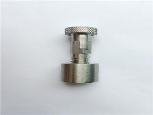 Nr. 95-SS304, 316L, 317L SS410 Vežimo varžtas su apvalia veržle, nestandartinės tvirtinimo detalės