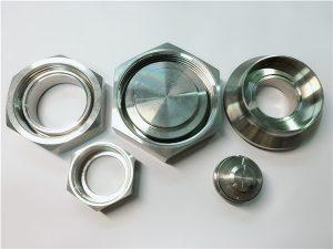 Nr.98-1.4410 UNS S32750 2507 vamzdžių kištukinio lizdo šešiakampis kištukas, naudojamas naftos ir dujų pramonėje