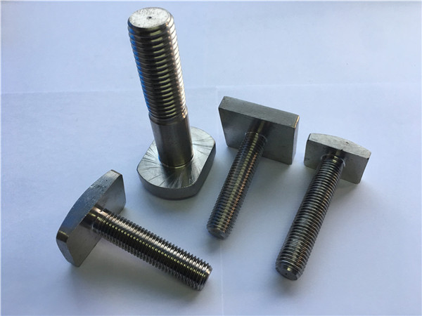 supply 904l stainless steel bolts to oil & gas
