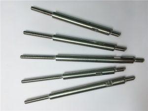 cnc tikslios apdirbimo nerūdijančio plieno tvirtinimo detalės