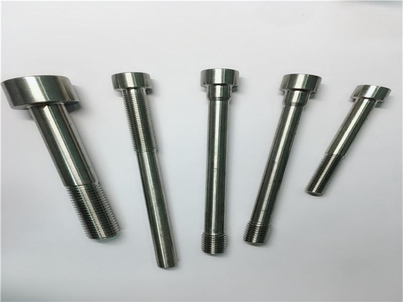 """nestandartinės """"Phillips"""" formos cilindrinės galvutės kaiščio strypo kaiščio tvirtinimo detalės su skylute"""