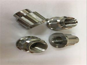 užtrauktukas OEM & ODM gamintojo standartinė nerūdijančio plieno veržlių ir varžtų gamykla Kinijoje