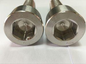 tvirtinimo detalių gamintojai DIN 6912 titano šešiakampio lizdo galvutės varžtas