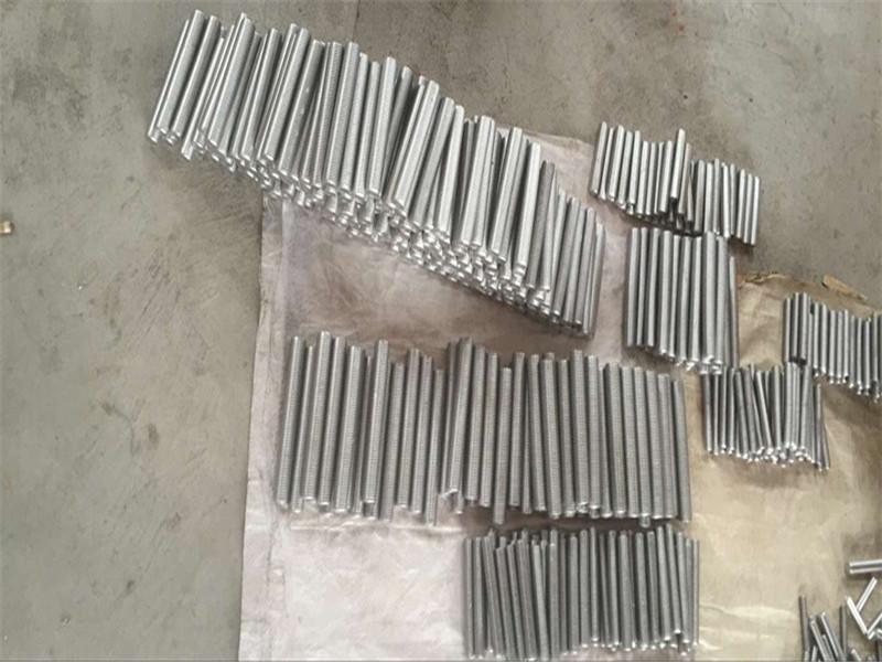 inconel 718 625 600 601 čiaupo šešiabriaunis varžtas ir veržlės tvirtinimo elementas M6 M120